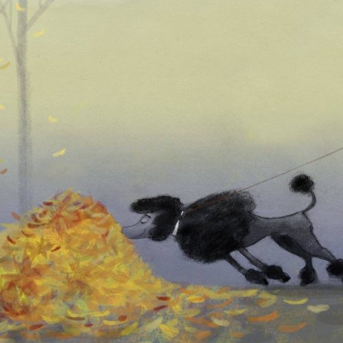 אנדריי פופוב – צייר